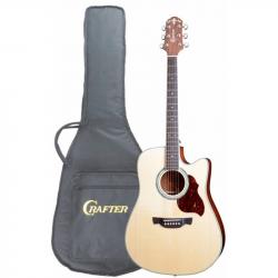 CRAFTER DE-8 N Чехол - Электроакустическая гитара 6-струнная Крафтер