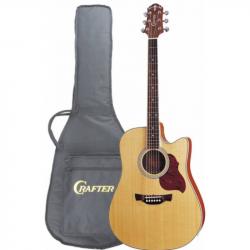 CRAFTER DTE-6 N Чехол - Электроакустическая гитара 6-струнная Крафтер