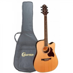 CRAFTER DTE-7 N Чехол - Электроакустическая гитара 6-струнная Крафтер