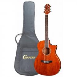 CRAFTER FC-550EQ AM Чехол - Электроакустическая гитара шестиструнная