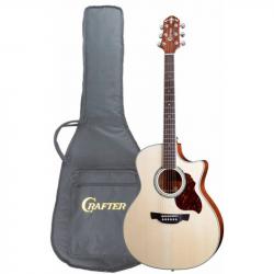 CRAFTER GAE-8 N Чехол - Электроакустическая гитара шестиструнная