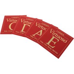 Струна Ре для скрипки Larsen Virtuoso Strong E/BE