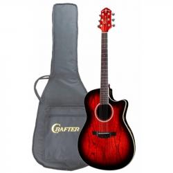 CRAFTER WB-400CE RS Чехол - Электроакустическая гитара шестиструнная