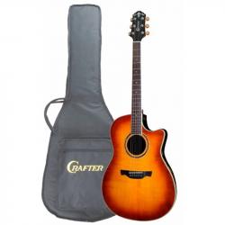 CRAFTER WB-700CE VTG Чехол - Электроакустическая гитара шестиструнная