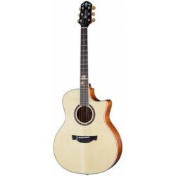 CRAFTER WF-Maho Кейс - Электроакустическая гитара Крафтер