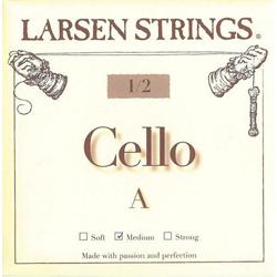 Larsen комплект струн для виолончели 1/2