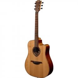 LAG GLA T170DCE - Электроакустическая гитара шестиструнная Лаг
