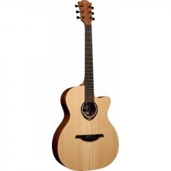 LAG GLA T70ACE - Электроакустическая гитара шестиструнная Лаг