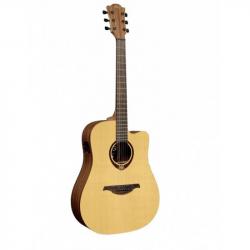 LAG GLA T70DCE - Электроакустическая гитара шестиструнная Лаг