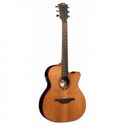 LAG T100ACE - Электроакустическая гитара шестиструнная Лаг