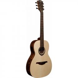 LAG T270PE - электроакустическая гитара Parlor Лаг