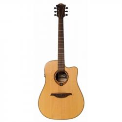 LAG T88DCE - Электроакустическая гитара шестиструнная Лаг