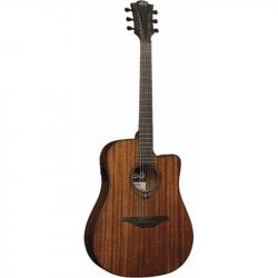 LAG T98DCE - Электроакустическая гитара шестиструнная Лаг