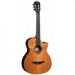 LAG TN100ACE - Электроакустическая гитара шестиструнная Лаг