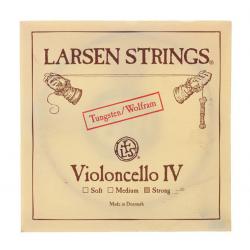 Larsen отдельная струна До сильного натяжения для виолончели