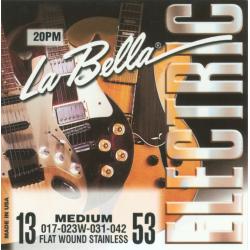 LA BELLA 20PM - Струны для электрогитары Ла Белла
