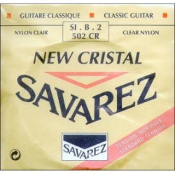 Струна SAVAREZ 502CR NEW CRISTAL (B-33) 2-я струна