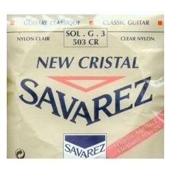 Струна SAVAREZ 503CR NEW CRISTAL (G-41) 3-я струна