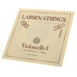 Larsen отдельная струна Ре среднего натяжения для виолончели
