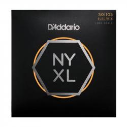 D'ADDARIO NYXL50105 - СТРУНЫ ДЛЯ БАС-ГИТАРЫ ДАДДАРИО