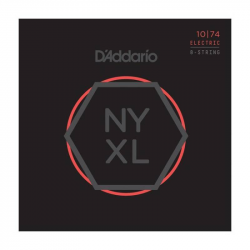 D'ADDARIO NYXL1074 - СТРУНЫ ДЛЯ ЭЛЕКТРОГИТАРЫ ДАДДАРИО