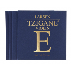 Larsen Tzigane KGL комплект струн для скрипки, среднее натяжение