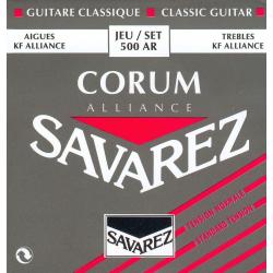 Струны для классической гитары Savarez 500AR