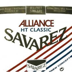 Струны для классической гитары SAVAREZ 540 ARJ