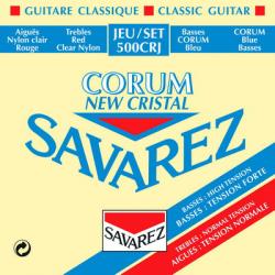 Струны для классической гитары SAVAREZ 500 CRJ