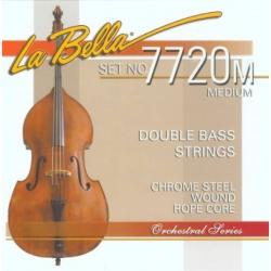 LA BELLA 7720M - СТРУНЫ ЛА БЕЛЛА