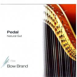 Комплект струн Bow Brand для педальной арфы 47 струн жильный