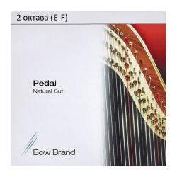 Струна Ля (A) 2-й октавы Bow Brand, жила, для педальной арфы