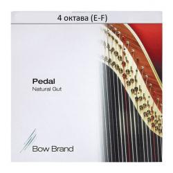 Струна Ми (E) 4-й октавы Bow Brand, жила, для педальной арфы