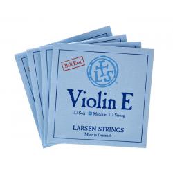 Larsen комплект струн для скрипки, среднее натяжение KGL