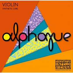 AL100-1/4 Alphayue Комплект струн для скрипки