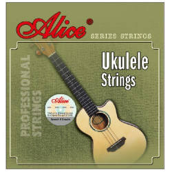 AU04 Комплект струн для укулеле