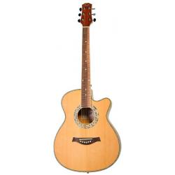 Акустическая гитара шестиструнная FLIGHT F-230C / NA
