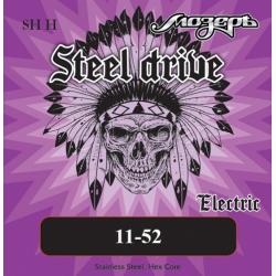 SH-H Steel Drive Комплект струн для электрогитары