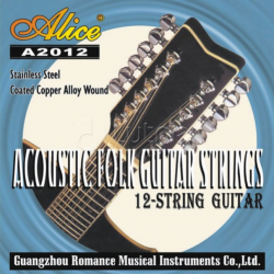 A2012 Комплект струн для 12-струнной гитары