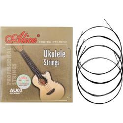 AU02 Комплект струн для укулеле