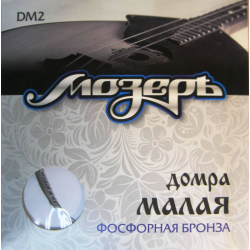 DM2 Комплект струн для домры малой