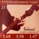 DT-Fedosov Комплект струн для домры тенор