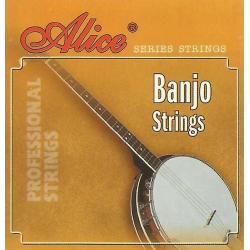 AJ04 Комплект струн для банджо