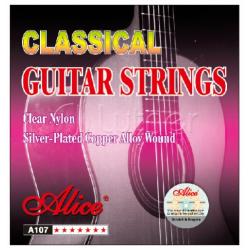 A107N Комплект струн для классической гитары