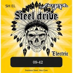 SH-EL Steel Drive Комплект струн для электрогитары