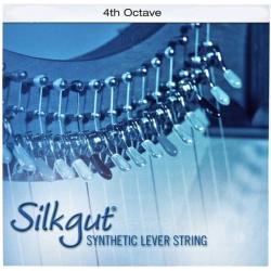 Струна Ля (A) 4-й октавы Bow Brand Silkgut, для леверсной арфы