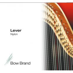 Струна Ре (D) 2-й октавы Bow Brand, нейлон, для леверсной арфы