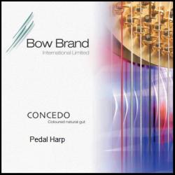 Струна Си (B) 3-й октавы CONCEDO, для педальной арфы
