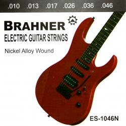 Струны для электрогитары BRAHNER ES-1046N