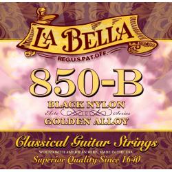 LA BELLA 850B - СТРУНЫ ДЛЯ КЛАССИЧЕСКОЙ ГИТАРЫ ЛА БЕЛЛА